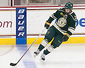 Kyle Reynolds (UVM - 9) - The Boston College Eagles defeated the visiting University of Vermont Catamounts to sweep their quarterfinal matchup on Saturday, March 16, 2013, at Kelley Rink in Conte Forum in Chestnut Hill, Massachusetts.
