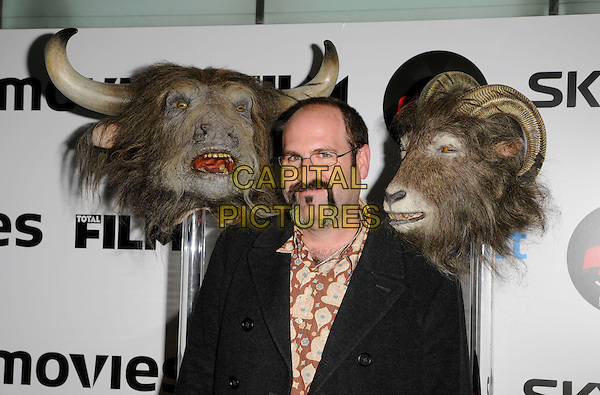 HOWARD BERGER.attends the Total Film Red Carpet Preview, Odeon Leicester Square, London, England, March 19th 2008..half length monster heads funny .CAP/CAN.©Can Nguyen/Capital Pictures