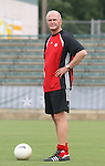 29 July 2006: Canada head coach Even Pellerud (NOR). The Canada Women's National Team trained at SAS Stadium in Cary, North Carolina, in preparation for an International Friendly match against the United States to be played on Sunday, July 30.