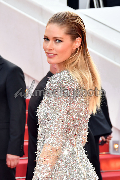 "24 May 2017 - Cannes, France - Doutzen Kroes. ""The Beguiled"" Premiere during the 70th Cannes Film Festival. Photo Credit: MichaelTimm/face to face/AdMedia"