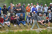Tiger Woods (USA) makes his way around the lake on 11 during day 4 of the WGC Dell Match Play, at the Austin Country Club, Austin, Texas, USA. 3/30/2019.<br /> Picture: Golffile | Ken Murray<br /> <br /> <br /> All photo usage must carry mandatory copyright credit (© Golffile | Ken Murray)