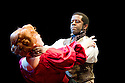 Red Velvet by Lolita Chakrabarti, directed by Indhu Rubasingham. With Charlotte Lucas as Ellen Tree, Adrian Lester as Ira Aldridge. Opens at The Tricycle Theatre on 16/10/12.  CREDIT Geraint Lewis