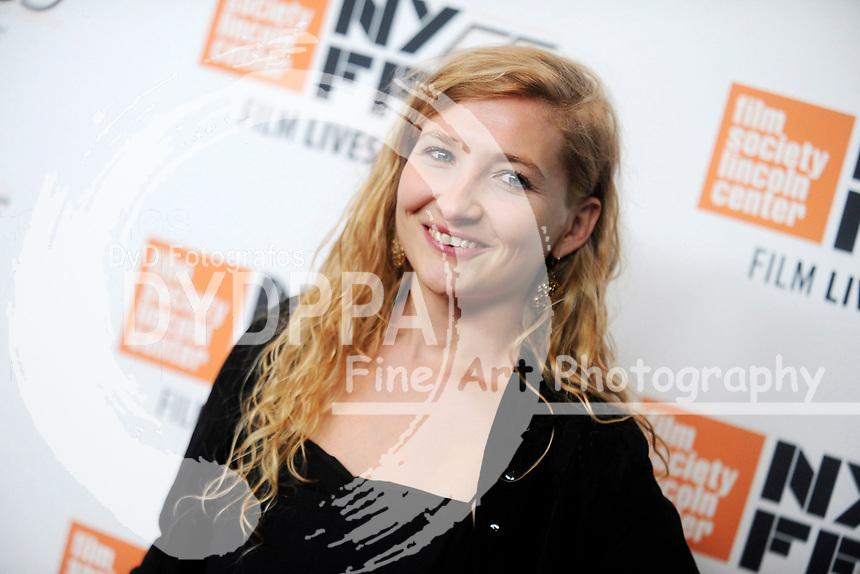 Samantha Hoefer bei der Premiere von 'Mudbound' auf dem 55. New York Film Festival in der Alice Tully Hall. New York, 12.10.2017