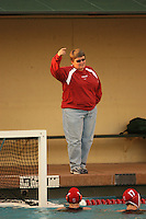 2 February 2007: Susan Ortwein during Stanford's 10-6 win over Hawaii at the Avery Aquatic Center in Stanford, CA.
