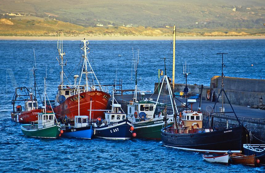 Fishing boats, County Cork, Ireland