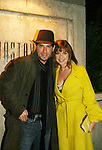 All My Children's Ricky Paull Goldin and Bobbie Eakes pose at the ABC Daytime Casino Night on October 23, 2008 at Guastavinos, New York CIty, New York. (Photo by Sue Coflin/Max Photos)