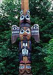 Kadjuk Bird Pole, Totem Bight SHP