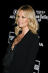 """BEVERLY HILLS, CA. - September 22: Actress Charlize Theron arrives at a special screening of """"Battle in Seattle"""" held at the Clarity Theater on Monday September 22, 2008 in Beverly Hills, California."""