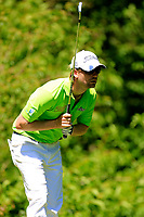 Jurrian Van Der Vaart (NED) during the second round of the Lyoness Open powered by Organic+ played at Diamond Country Club, Atzenbrugg, Austria. 8-11 June 2017.<br /> 09/06/2017.<br /> Picture: Golffile | Phil Inglis<br /> <br /> <br /> All photo usage must carry mandatory copyright credit (&copy; Golffile | Phil Inglis)