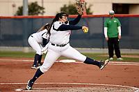 SAN ANTONIO, TX - MARCH 6, 2020: The University of North Texas Mean Green defeat the University of Texas at San Antonio Roadrunners 6-2 at Roadrunner Field (Photo by Jeff Huehn).