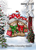 Roger, CHRISTMAS ANIMALS, WEIHNACHTEN TIERE, NAVIDAD ANIMALES, paintings+++++,GBRM2196,#xa#