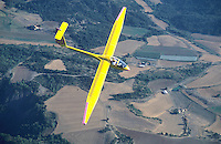Segelflugzeug, Caproni Calif, Klaus Ohlmann