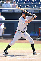Brandon Belt - Scottsdale Scorpions - 2010 Arizona Fall League.Photo by:  Bill Mitchell/Four Seam Images..