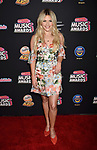 HOLLYWOOD, CA - JUNE 22: Witney Carson arrives at the 2018 Radio Disney Music Awards at Loews Hollywood Hotel on June 22, 2018 in Hollywood, California.