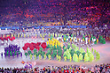 Closing Ceremony of Rio de Janeiro Olympic Games, <br /> AUGUST 21, 2016 : <br /> Closing Ceremony <br /> at Maracana <br /> during the Rio 2016 Olympic Games in Rio de Janeiro, Brazil. <br /> (Photo by Yusuke Nakanishi/AFLO SPORT)