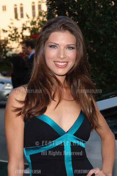 TV presenter ADRIENNE JANIC at the 15th Annual Environmental Media Awards in Los Angeles..October 19, 2005 Los Angeles, CA..© 2005 Paul Smith / Featureflash