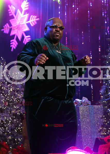 HOLLYWOOD, CA - NOVEMBER 26: CeeLo Green, at 86th Annual Hollywood Christmas Parade at Hollywood Blvd in Hollywood, California on November 26, 2017. Credit: Faye Sadou/MediaPunch /NortePhoto NORTEPHOTOMEXICO