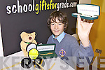 GIFTED: Student Michael Dillane from CBS The Green is hoping his Young Entrepreneur business idea www.schoolgiftsforgrads.com will become a real deal as his website goes live this week..