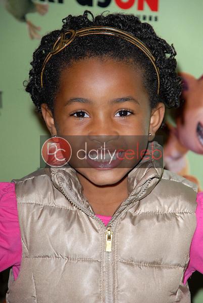 """Layla Crawford<br /> at the """"Delhi Safari"""" North American Premiere, Pacific Theaters, Los Angeles, CA 12-03-12<br /> David Edwards/DailyCeleb.com 818-249-4998"""