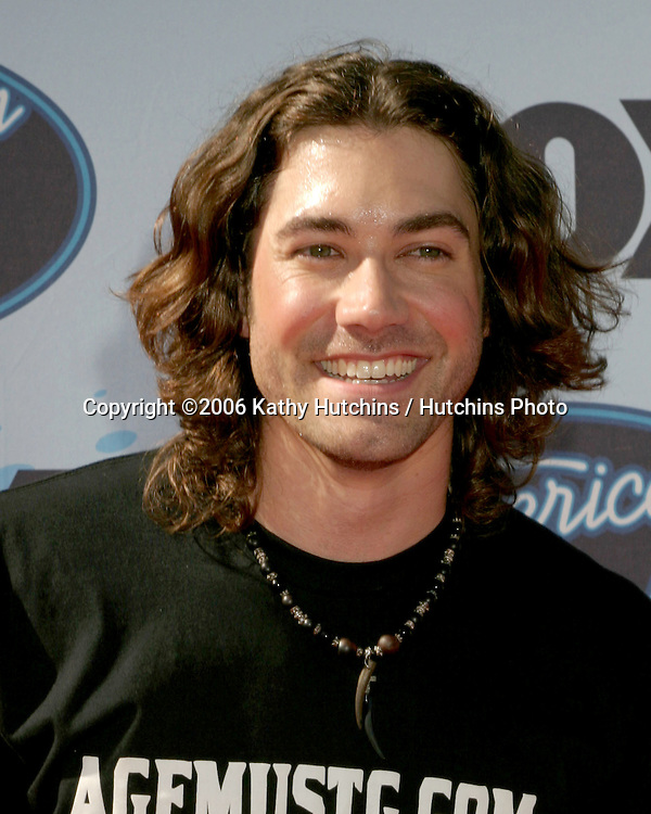 Ace Young.American Idol 5 Finale.Kodak Theater.Hollywood,  CA.May 24, 2006.©2006 Kathy Hutchins / Hutchins Photo....