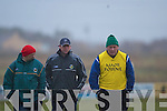 Waterford Crystal Munster Cup Quarter Final at Ballyheigue on Saturday.   Copyright Kerry's Eye 2008