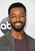 05 February 2019 - Pasadena, California - Isaiah Mustafa. Disney ABC Television TCA Winter Press Tour 2019 held at The Langham Huntington Hotel. <br /> CAP/ADM/BT<br /> &copy;BT/ADM/Capital Pictures