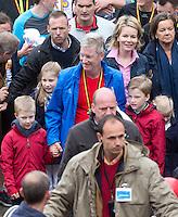Prince Philippe de Belgique participe aux 20 km de Bruxelles en 1h55 - Bruxelles
