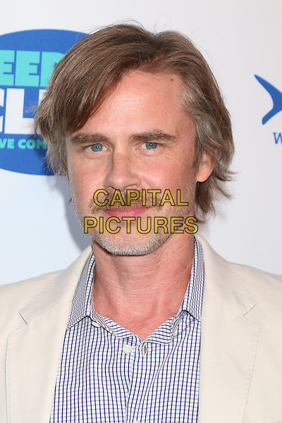 HOLLYWOOD, CA - APRIL 21: Sam Trammell at the Keep It Clean Comedy Benefit For Waterkeeper Alliance at Avalon on April 21, 2016 in Hollywood, California. <br /> CAP/MPI/DE<br /> &copy;DE/MPI/Capital Pictures
