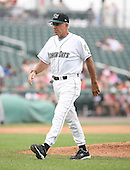 2007 New Hampshire Fisher Cats.Class-AA affiliate of the Toronto Blue Jays.Eastern League.Photo By:  Mike Janes
