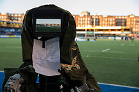 General view ahead of the Guinness PRO14 match between Cardiff Blues and Edinburgh Rugby at BT Sport Cardiff Arms Park, Cardiff, Wales on 1 September 2017. Photo by Mark  Hawkins.