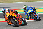 Andrea Iannone (ITA) Team Suziki ECSTAR, Moto GP, Free practice, Gran Premi Monster Energy de Catalunya
