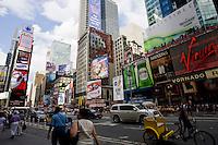 New York, Usa, Giugno 2007. Times square