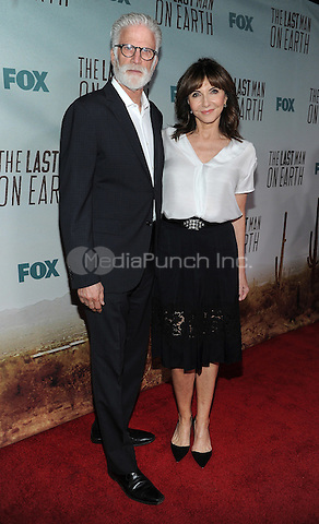 LOS ANGELES - FEBRUARY 24: Ted Danson and Mary Steenburgen arrives at an exclusive screening of the premiere episode of FOX's 'The Last Man on Earth' at Big Daddy's Antique Shop on February 24, 2015 in Los Angeles, California. Credit: PGFM/MediaPunch