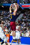 Barcelona's player Justin Doellman during Liga Endesa 2015/2016 Finals 4th leg match at Barclaycard Center in Madrid. June 20, 2016. (ALTERPHOTOS/BorjaB.Hojas)