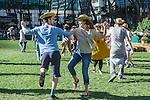 Bryant Park Square Dance 2016