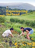 Vermont Land Trust Annual Report Cover 2016
