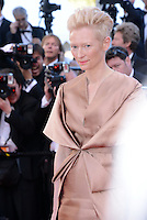 "Tilda Swinton attending the ""Moonrise Kingdom"" Premiere during the 65th annual International Cannes Film Festival in , 16th May 2012...Credit: Timm/face to face /MediaPunch Inc. ***FOR USA ONLY***"