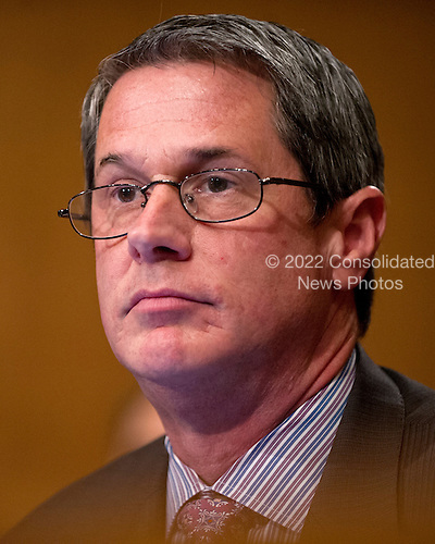 United States Senator David Vitter (Republican of Louisiana), member, U.S. Senate Committee on Banking, Housing, and Urban Affairs listens as Ben Bernanke, Chairman, Board of Governors of the Federal Reserve System testifies on The Semiannual Monetary Policy Report to the Congress. before the committee on Capitol Hill in Washington, D.C. on Thursday, March 1, 2012..Credit: Ron Sachs / CNP