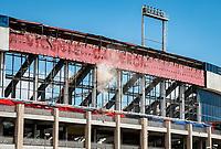 Vicente Calderon Stadium Demolition progess - 05.06.2019