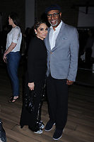 13 May 2019 - New York, New York - Jasmine Guy and James Pickens Jr. at the Entertainment Weekly & People New York Upfronts Celebration at Union Park in Flat Iron. Photo Credit: LJ Fotos/AdMedia