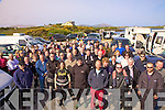 Close to 80 divers from sub aqua clubs around Kerry, Cork, Clare & Limerick took part in a Dive Weekend in Cahersiveen at the weekend Weather conditions were much better than last year with visibility close to 15mts plus, all had a wonderful time.