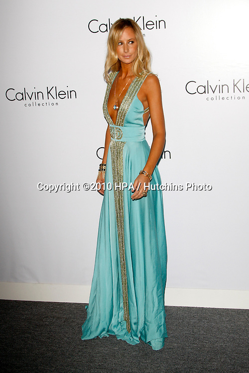 Lady Victoria Hervey.arriving at the Calvin Klein collection and LOS ANGELES NOMADIC DIVISION Present a Celebration of L.A. ARTS MONTH.Calvin Klein Store.Los Angeles, CA.January 28, 2010.©2010 HPA / Hutchins Photo....