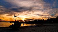 Playa Honda, Montevideo, Uruguay.