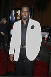 """Musician Sean """"P. Diddy"""" Combs arrives to the """"Iron Man"""" premiere at Grauman's Chinese Theatre on April 30, 2008 in Hollywood, California."""