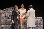 "Sara Salamo at ""Lo que vio el mayordomo"" theater play in Madrid, Spain. July 14, 2015. (ALTERPHOTOS/Victor Blanco)"