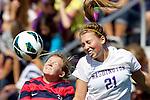 Fresno St. vs UW Women's Soccer 9/2/12