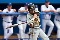 June 06, 2009:  NCAA Super Regional: Florida Gators vs Southern Miss Golden Eagles:   Southern Miss Corey Stevens DH (15) during game one of Super Regional action at Alfred A. McKethan Stadium on the campus of University of Florida in Gainesville.   Southern Miss defeated Florida 9-7 to take a 1-0 lead in the series............