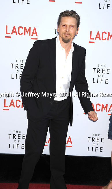 "LOS ANGELES, CA - MAY 24: Barry Pepper attends ""The Tree Of Life"" Los Angeles Premiere at the Bing Theatre in the Los Angeles County Museum of Art on May 24, 2011 in Los Angeles, California."
