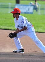 PNLL Major Marlins action 2015. (Photo by AGP Photography)
