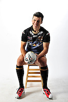 PICTURE BY VAUGHN RIDLEY/SWPIX.COM - Rugby League - ISC 2012 Super League Team Kit Shoot - 19/08/11- Hull FC's Tom Briscoe.